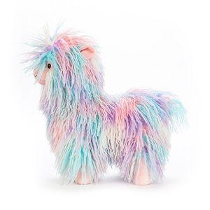 NWT Lovely Llama Jellycat